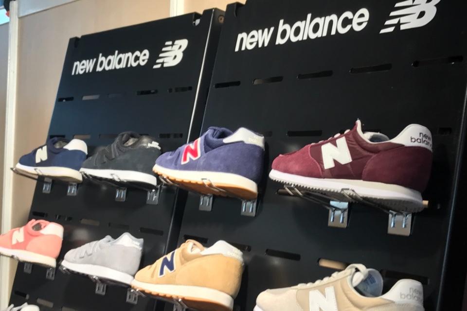 Chaussure pliable New Balance